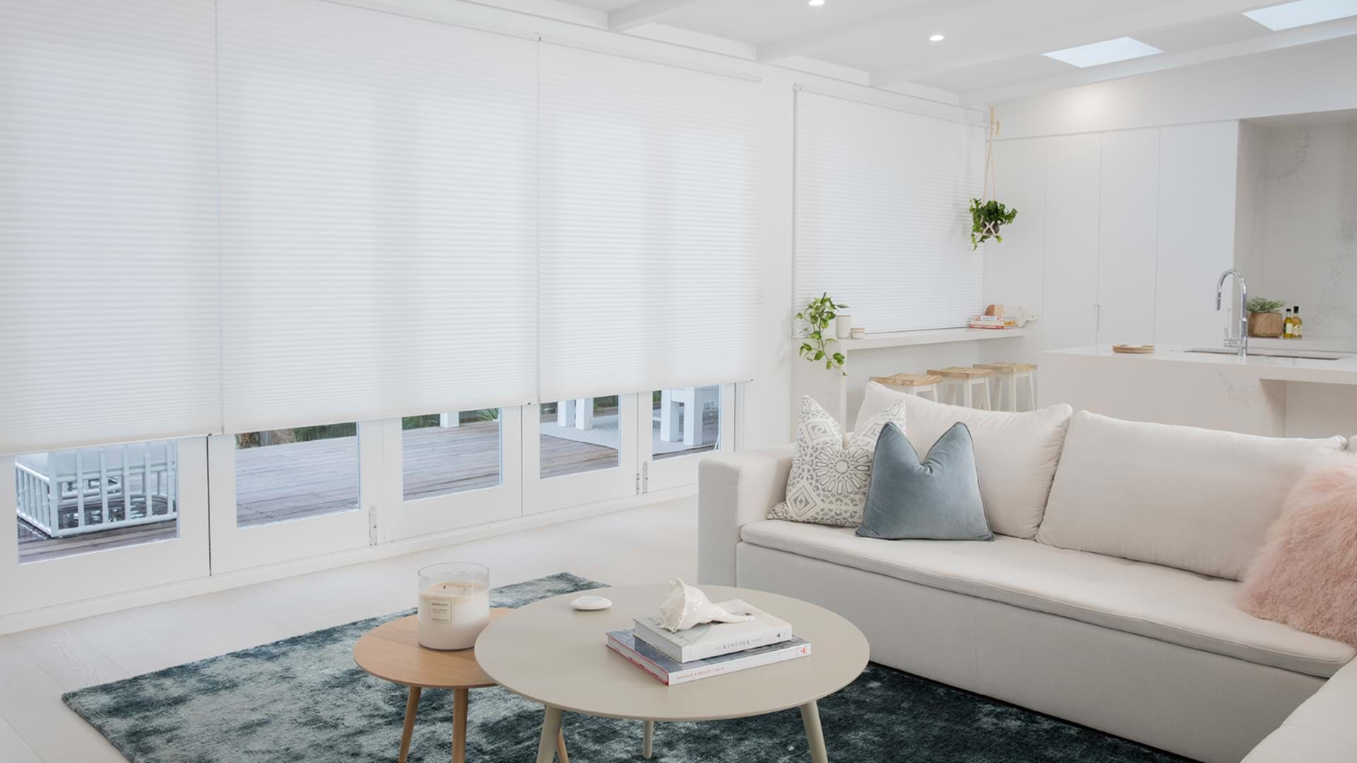 Living Room Window Furnishings Baci Living Room
