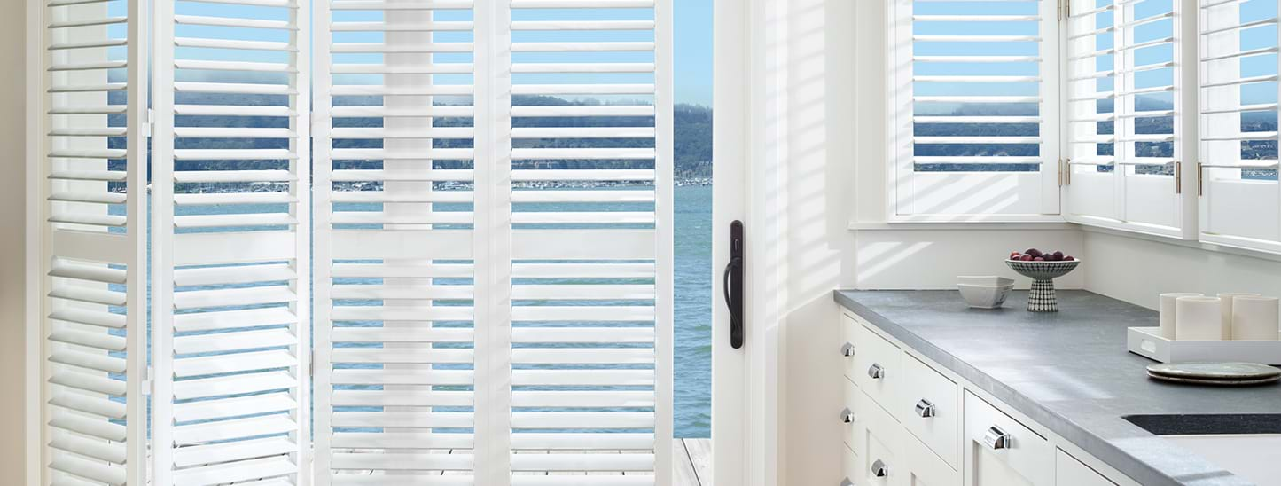 NEW: PolySatin Shutters. Shutters Re-imagined. Image