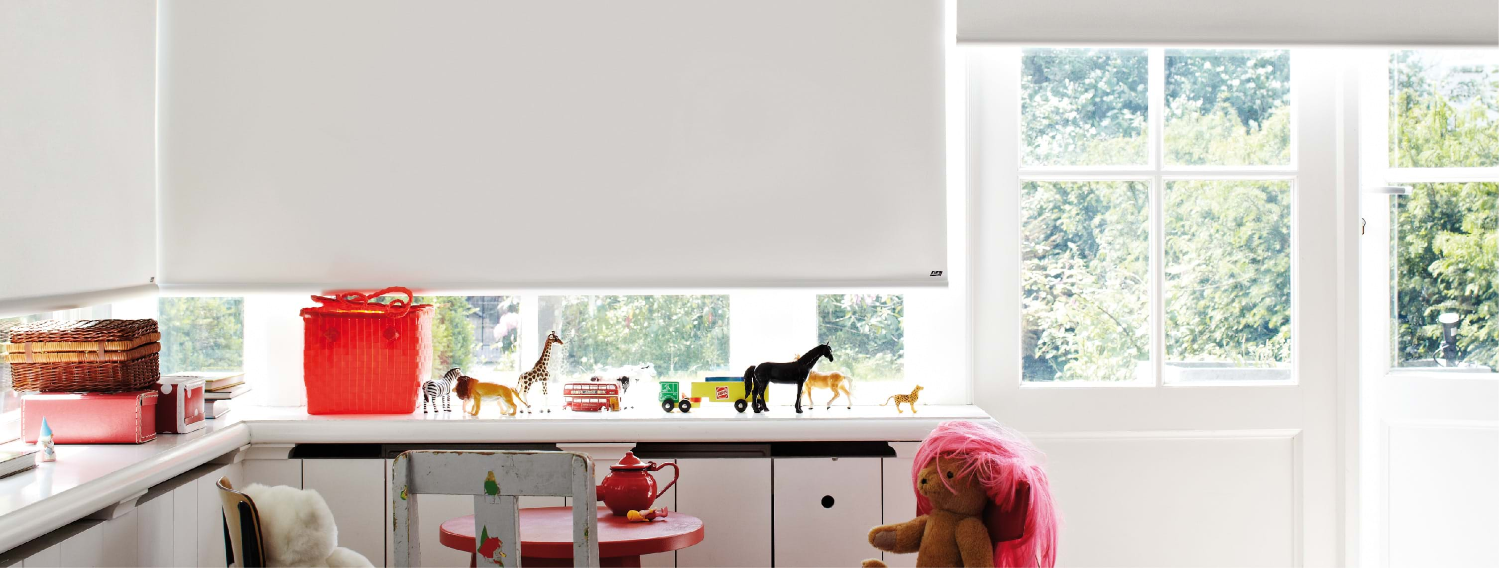 Luxaflex Roller Blinds: Safe for your home, safe for you Image