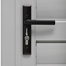 Lockable Metal Handle