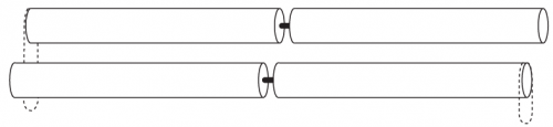Mechanism and light gap dimensions